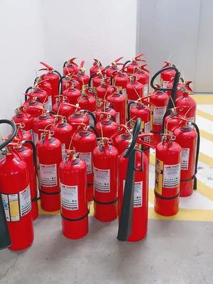 Extintores Venta Recarga Sangolqui Quito Manta Alarmas Gas