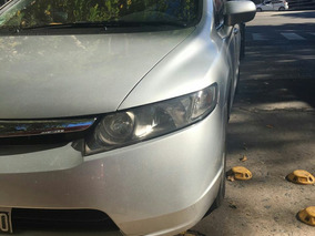 Honda Civic Lxs L09 Impecable