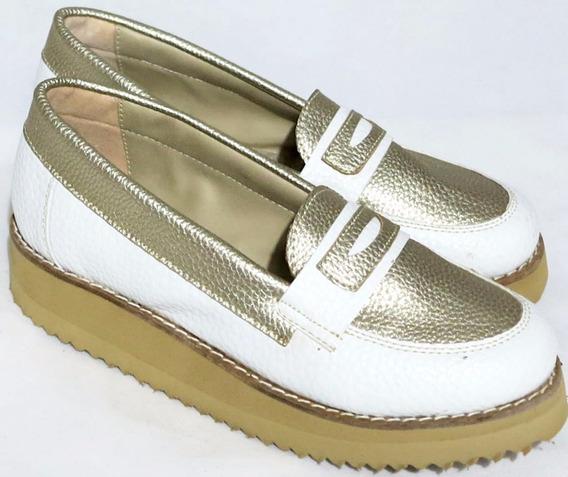 Zapatos Mocasines Mujer Talles Grandes Especial 41 42 43 44