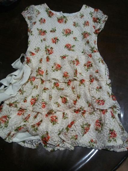 Vestido Nena Cheeky Talle 4