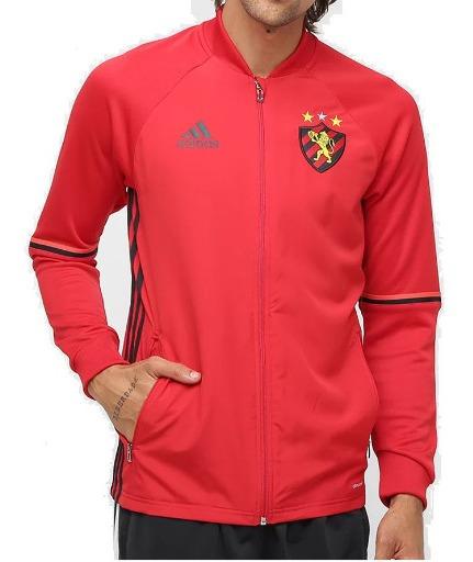 Camisa Sport Recife adidas Jaqueta Leao Da Ilha Do Retiro