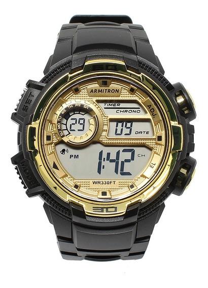 Reloj Armitron Prosport 408347bkgd Negro