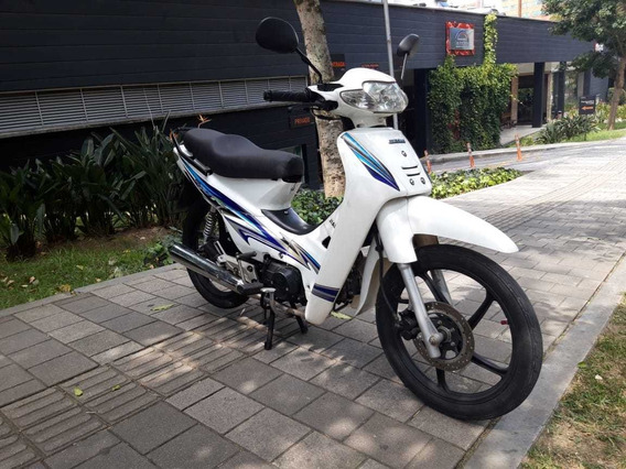 Moto Jialing Jl100-8 Modelo 2015 En Muy Buen Estado!!