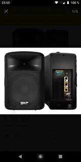 Bafle Skp 250w Bluetooth