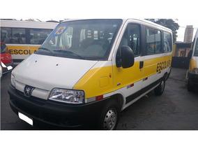 Peugeot Boxer Minibus 2.3 2013 - 16 Lugares