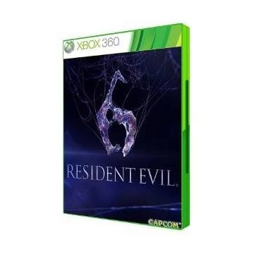 Re6 Xbox 360 Em Midia Digital