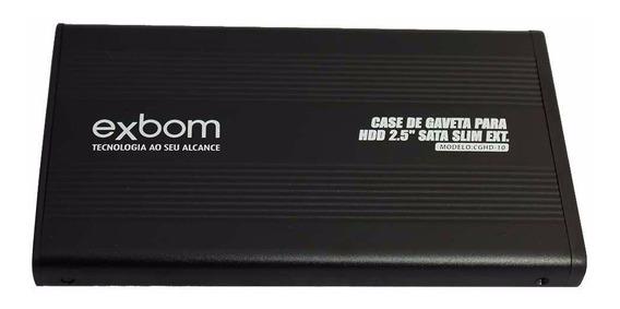 Case 2,5 Usb 2.0 Notebook Sata Exbom