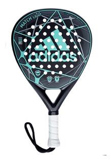 Paleta Padel adidas Match Light Paddle Pala 38 Mm Fibra Vidrio Eva