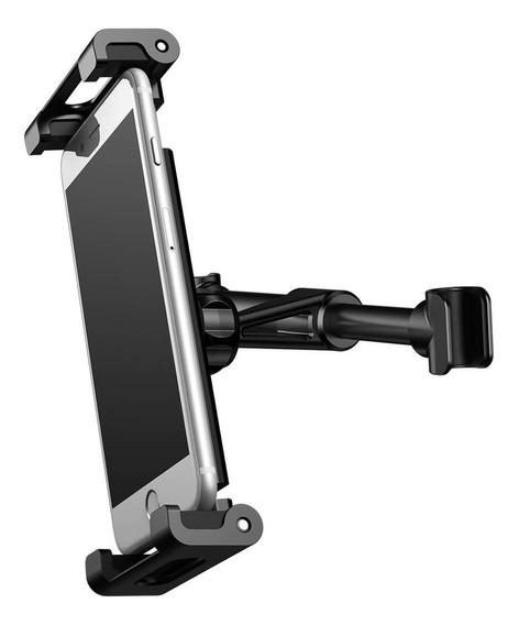 Suporte Veicular Baseus iPhone Tablet iPad P/ Encosto Banco