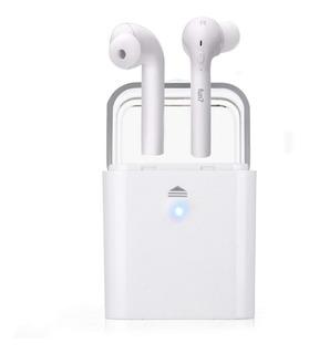 Auriculares Bluetooth Palito Tws Fun7 C/carga Bateria