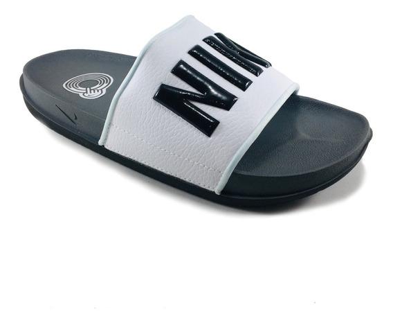 Chinelo Nike Offcourt Slide Masculino Sandália - Original