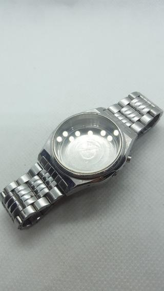 Caixa E Pulseira Para Relógio Orient