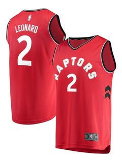 Camisa Jersey Nba Toronto Raptors - Vários Tamanhos