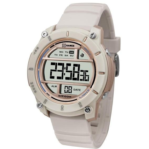 Relógio X Games Feminino Xfppd045 Bxtx Esportivo Digital
