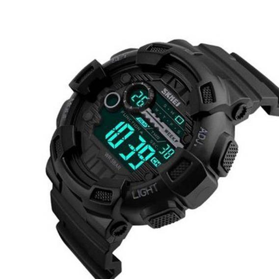 Relógio Esportivo Masculino Militar Digital Prova D