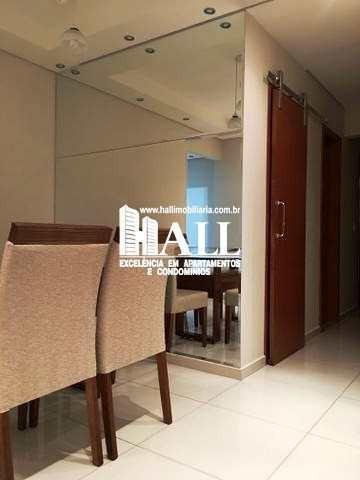 Imagem 1 de 18 de Apartamento Com 3 Dorms, Vila Imperial, São José Do Rio Preto - R$ 458.000,00, 90m² - Codigo: 2881 - V2881