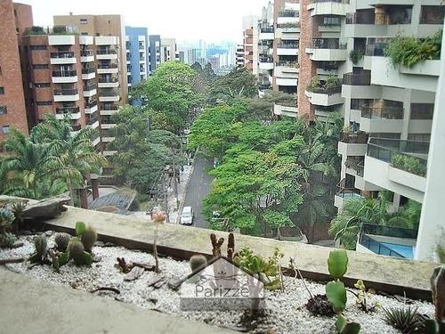Apartamento Alto Padrão Parque Do Morumbi - 3406-1