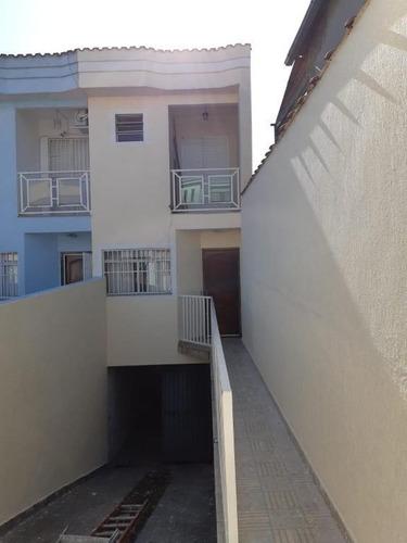 Imagem 1 de 8 de Sobrado Na Vila Matilde Com 3 Dorms Sendo 1 Suíte, 4 Vagas, 120m² - So0515