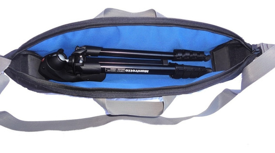 Bolsa Bag Para Tripe Ou Monope Ate 50 Cm Para Benr