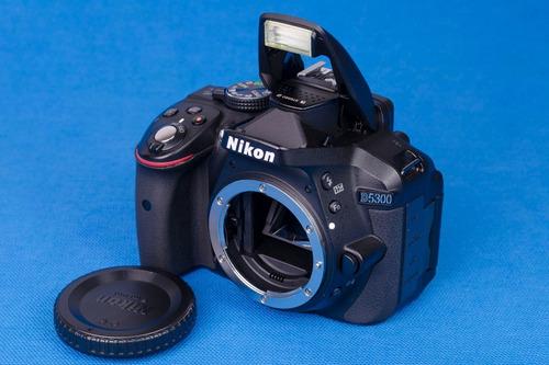 Câmera Nikon D5300 (só O Corpo).