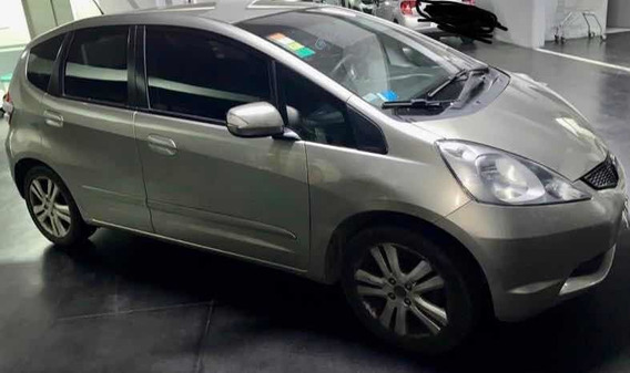 Honda Fit 1.5 Ex Mt 120cv 2012