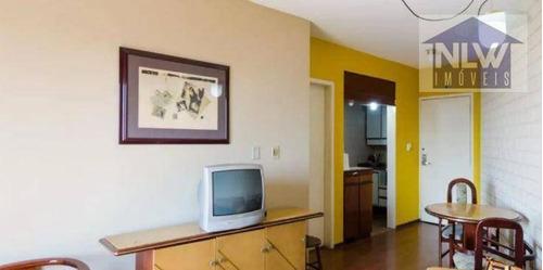Imagem 1 de 20 de Apartamento Com 1 Dormitório Para Alugar, 39 M² Por R$ 1.999,00/mês - Jardim Do Mar - São Bernardo Do Campo/sp - Ap2883