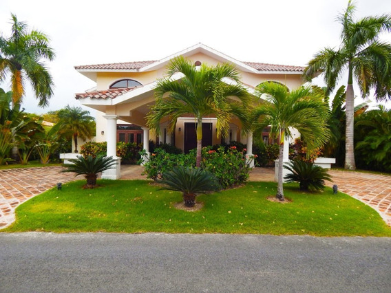 Cocotal Punta Cana - Bavaro Majestuosa Villa 4dormitorios/ 4.5 Baños
