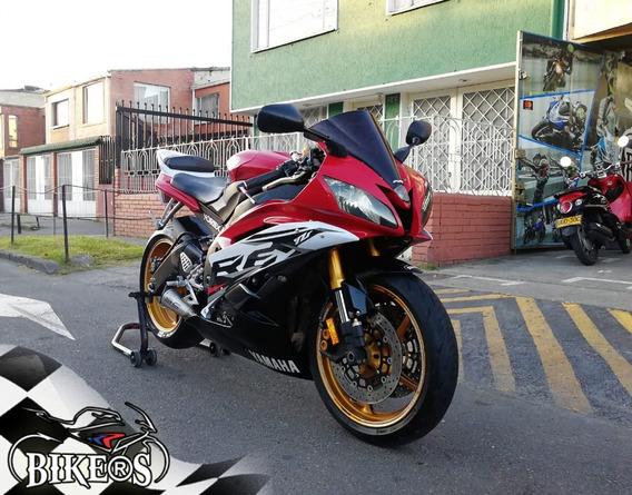 Yamaha R6r 2007,¡¡ Recibo Tu Moto¡¡¡