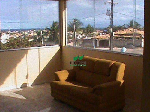 Pousada Com 8 Dormitórios À Venda, 1000 M² Por R$ 800.000,00 - Jauá - Camaçari/ba - Po0006