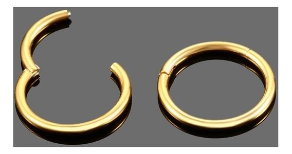 Piercing Argola Articulada Aço Cirúrgico Alta Qualidade