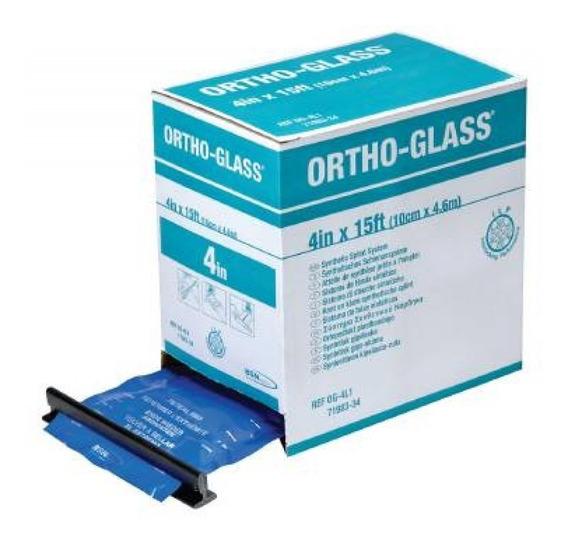 Férula /venda De Fibra De Vidrio Ortho Glass 10 Cm