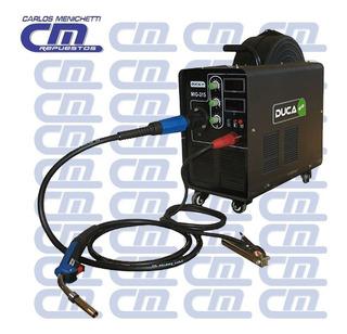Soldadura Mag Mig Inverter 315amp - 380v
