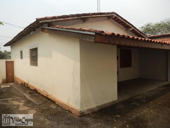 Casa Para Locação Em São José Dos Campos, Centro, 2 Dormitórios, 1 Banheiro, 1 Vaga - 200a