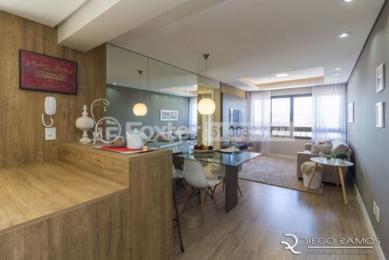Apartamento, 2 Dormitórios, 62.53 M², Jardim Do Salso - 161792
