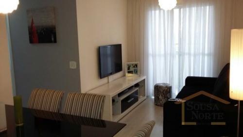 Apartamento, Venda, Vila Nova Cachoeirinha, Sao Paulo - 7286 - V-7286
