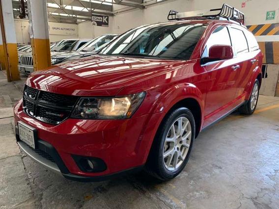 Dodge Journey Gt Aut Ac 3 Filas V6 2017