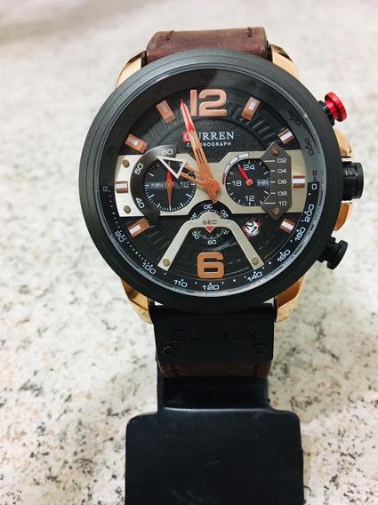 Relógio Curren Masculino Modelo 8329 Original Novo