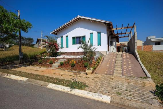 Casa Residencial Em Atibaia - Sp - Ca0255