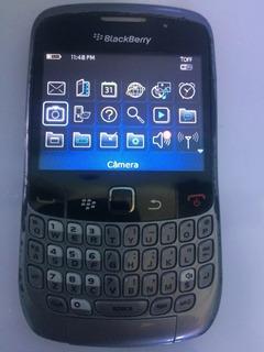 Smartphone Blackberry Curve 8520 Preto C/ Câmera 2mp, Mp3
