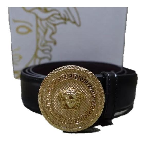 Cinturon Versace Gold Envio Sin Costo