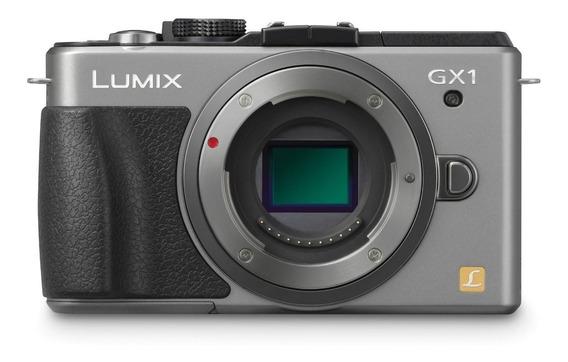 Camera Impecável Panasonic Gx1 De Bolso = Pronta Entrega
