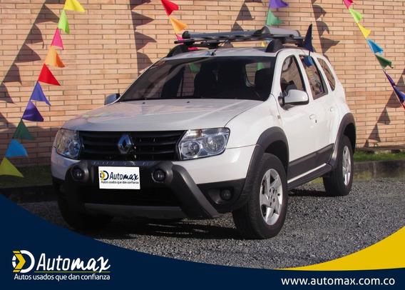 Renault Duster Dynamique 4x2, Mt 2.0