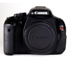 Corpo Camera Canon T3i