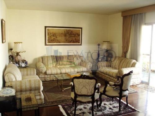 Imagem 1 de 15 de Excelente Apartamento 04 Dormitorios Em Moema  04vagas  Lazer Quadra De Tenis - Em24349
