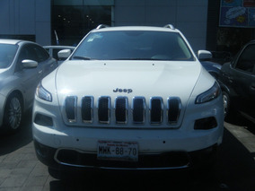 Jeep Cherokee 2.4 Limited Automatica