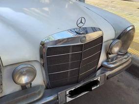 Oportunidad Mercedes Benz 250s 67 Unico Dueño.nafta 6cil