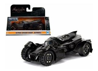 Auto Batimovil De Colección Batman Arkham