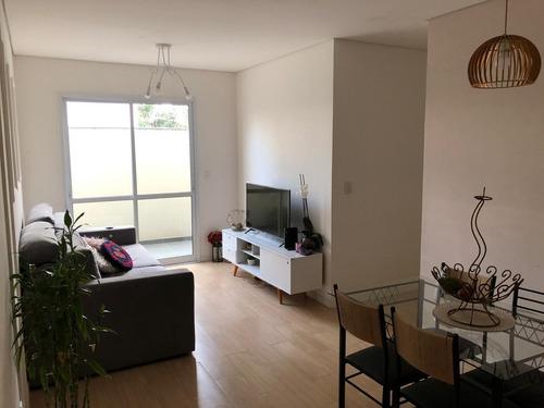 Apartamento Garden Com 2 Dormitórios À Venda, 110 M² Por R$ 372.000,00 - Vila Iracema - Barueri/sp - Gd0030