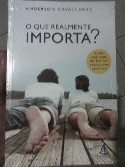 Livro O Que Realmente Importa?
