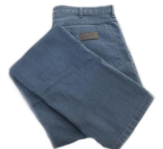 Calça Jeans Masculina Básica Reta Elastano 38 (29287)